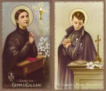Sts. Lucia and Martin de Porres